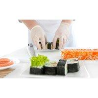 3 Stunden Sushi-Kochkurs inkl. Getränke für 1 oder 2 Personen bei Sushikit