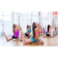 60 Min. Poledance-Schnupperkurs für 1 oder 2 Personen in der Pole Dance Academy