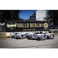 2-stündige Selbstfahrertour durch Berlin im Mini Hot Rod-Fahrzeug