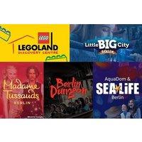 Berlin-Ticket: Madame Tussauds, Dungeon, AquaDom und SEA LIFE uvm
