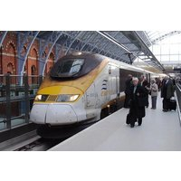 London St Pancras Eurostar Private Departure Transfer from Central London Hotel