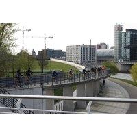 Fahrradtour durch Berlin im Winter in kleiner Gruppe