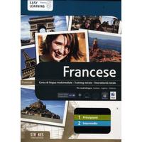 Francese. Vol. 1-2. Corso interattivo per principianti-Corso interattivo intermedio. DVD-ROM