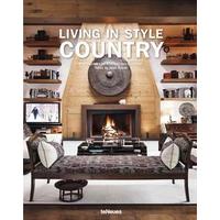 Living in style country. Ediz. inglese e francese