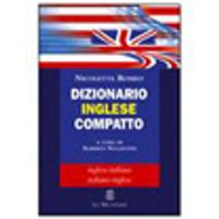 Dizionario inglese compatto