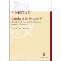 Quaderni di Synapsis. Vol. 5: Finestre.