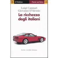 La ricchezza degli italiani