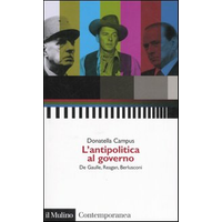 L' antipolitica al governo. De Gaulle, Reagan, Berlusconi