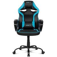Drift DR50 Silla Gaming Negra/Azul