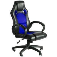 Silla Pro Gaming Azul/Negra
