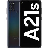 Samsung Galaxy A21s 4/128GB Negro Libre