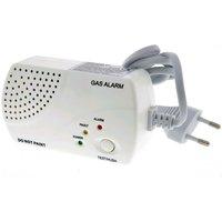 Eurobric 17061 Detector de Gas Propano y Natural