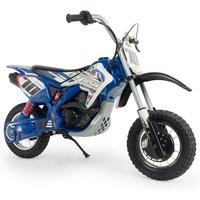 Injusa Blue Fighter Moto Eléctrica 24V Azul