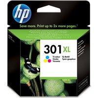 HP 301XL Cartucho Tinta Alta Capacidad