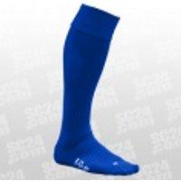 Derbystar Stutzen-Strumpf Advantage blau Größe 33-36