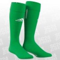 adidas Santos 3-Stripe grün/weiss Größe 43-45