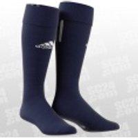 adidas Santos 3-Stripe blau/weiss Größe 37-39