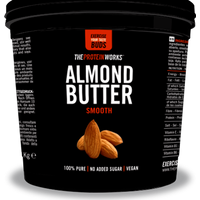 Image of The Protein Works Almond Butter