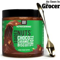 Loaded Nuts - Choco Caramel Biscuit Tidal
