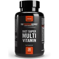 Diet Super Multivitamines