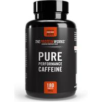 Cafeína Rendimiento Pura