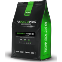 Image of The Protein Works Brown Rice Protein 80