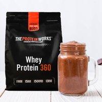 Whey Protein 360 - 210g
