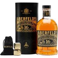 Aberfeldy 16 Year Old Highland Single Malt Scotch Whisky