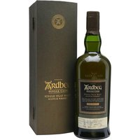 70cl / 40.9% / Distillery Bottling - Bottled in 2006 for the UK market, this rare cask-strength Ardbeg 1975 was from a single bourbon cask, No. 4699, which yielded 121 bottles.
