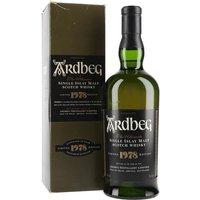 Ardbeg 1978 / Bot.1997 Islay Single Malt Scotch Whisky