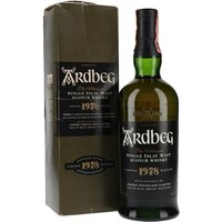 Ardbeg 1978 / Bot.1998 Islay Single Malt Scotch Whisky