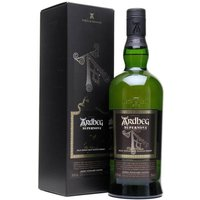 70cl / 58.9% / Distillery Bottling - Ardbeg Supernova has been a phenomenon since the Advance Committee Release sold out in a matter of hours back in January 2009.  This is the peatiest Ardbeg ever at over 100ppm.
