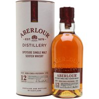 Aberlour 12 Year Old Speyside Single Malt Scotch Whisky