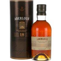 Aberlour 18 Year Old Speyside Single Malt Scotch Whisky