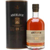 Aberlour 18 Year Old / Half Litre Speyside Single Malt Scotch Whisky