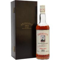 Aberlour 1964 / 25 Year Old / Sherry Cask Speyside Whisky