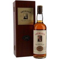 Aberlour 1970 / 21 Years Old / Bot.1991 Speyside Whisky
