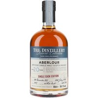Aberlour 20 Year Old / Sherry Cask / Distillery Reserve Speyside Whisky