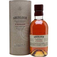 Aberlour ABunadh / Batch 61 Speyside Single Malt Scotch Whisky