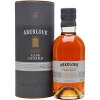 Aberlour Casg Annamh / Batch 1 Speyside Single Malt Scotch Whisky