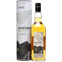 70cl / 46% / Distillery Bottling - The fourth limited edition bottling as part of the ongoing collaboration between Scottish designer/artist Peter Arkle and Knockdhu distillery where AnCnoc is produced. This is a combination of whiskies aged in sherry butts and bourbon barrels.