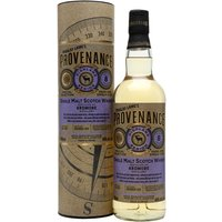 70cl / 46% / Douglas Laing - An eight-year-old Ardmore from Douglas Laing's Provenance range. One of the few distilleries in the Highlands that produces peated whisky, this was distilled in July 2008 and bottled in November 2016. Sweet and mouthcoating with notes of smoke, smoked meat and sugar syrup.