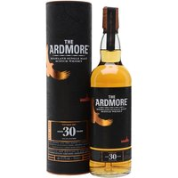 Ardmore 30 Year Old Highland Single Malt Scotch Whisky