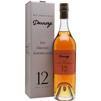 Darroze Les Grands Assemblages 12 Year Old Armagnac