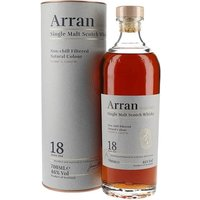 Arran 18 Year Old / 2019 Relaunch Island Single Malt Scotch Whisky
