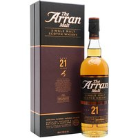 Arran 21 Year Old Island Single Malt Scotch Whisky