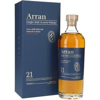 Arran 21 Year Old / 2019 Relaunch Island Single Malt Scotch Whisky