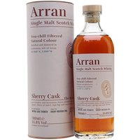 Arran Sherry Cask Island Single Malt Scotch Whisky