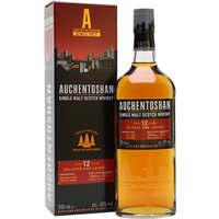 Auchentoshan 12 Year Old Lowland Single Malt Scotch Whisky