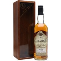 Auchentoshan 1965 / 31 Year Old / Cask #2144 Lowland Whisky